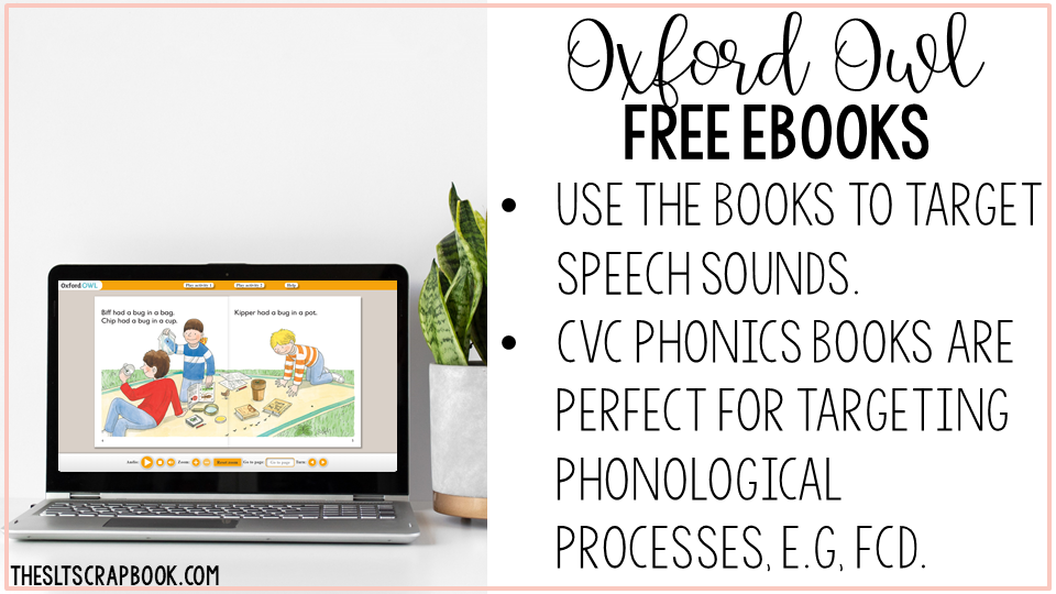 Additional activities and resources included with the free eBooks
